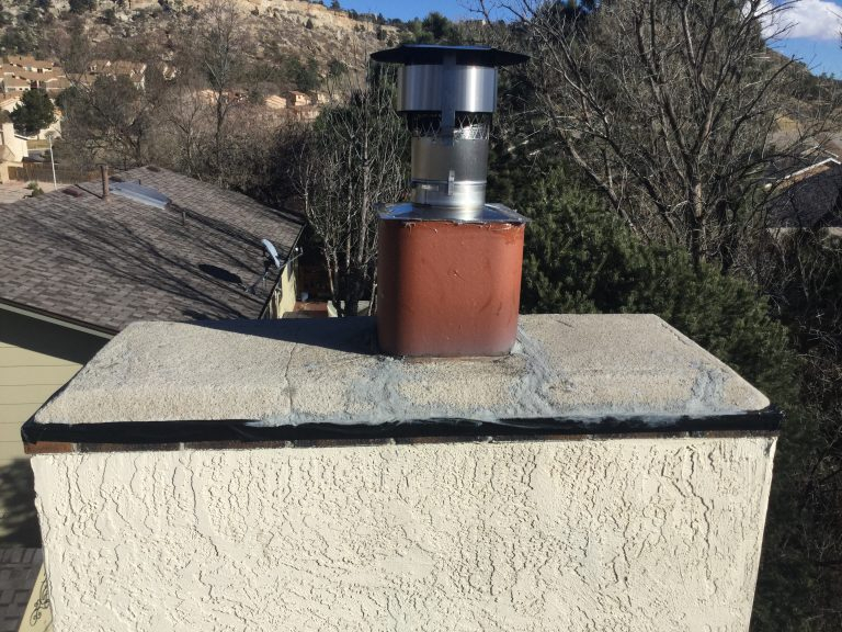 Chimney Repair Pictures Before Amp After Pictures Clean